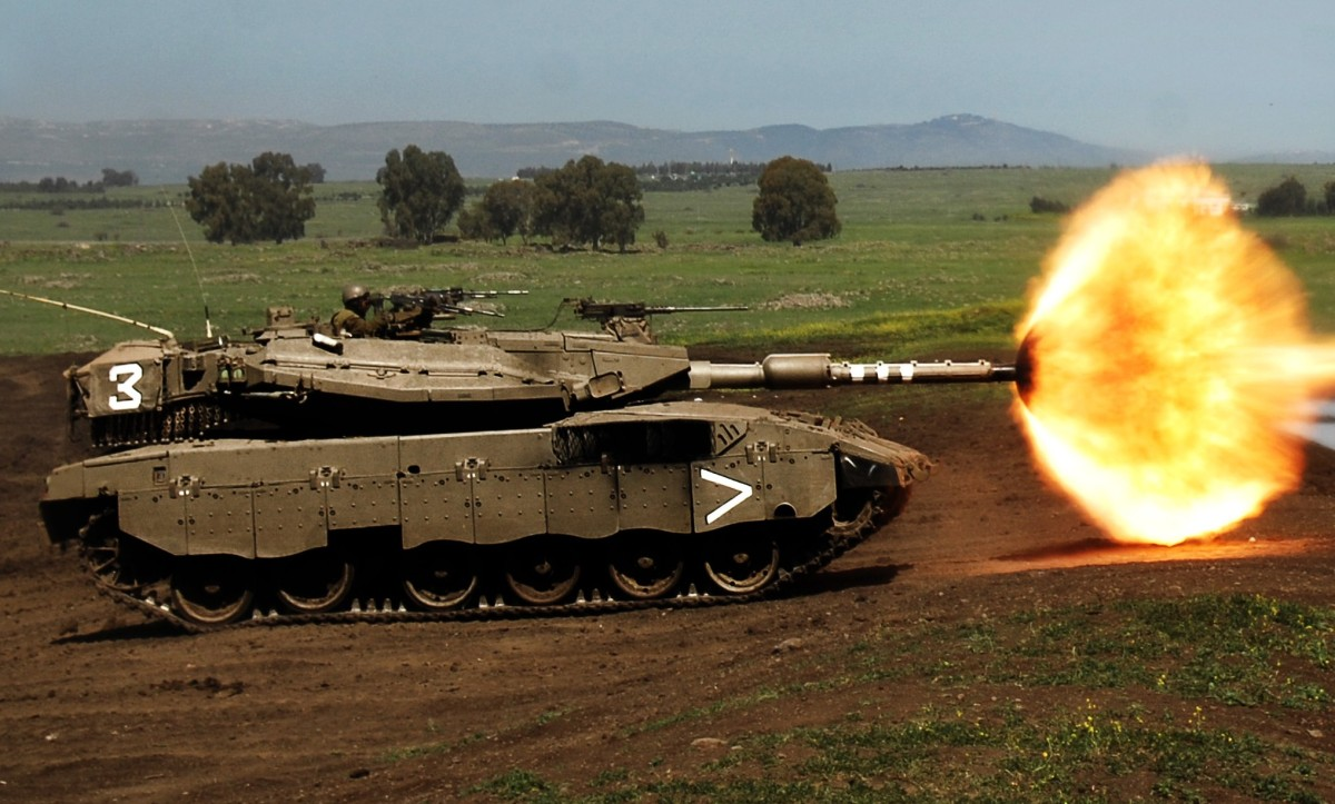 Top 10 Most Powerful Weapons of The Israeli Military