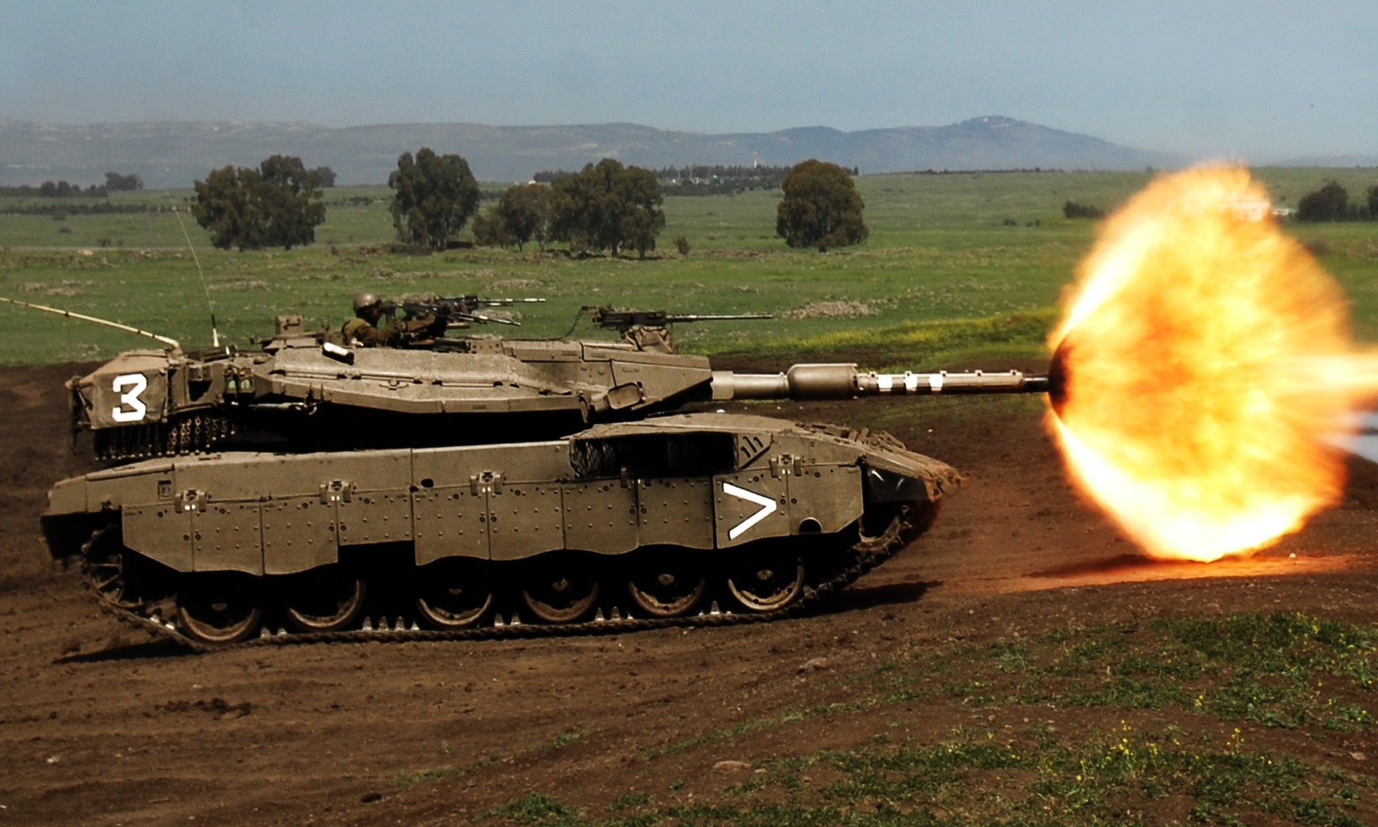 Top 10 Most Powerful Weapons of The Israeli Military ...