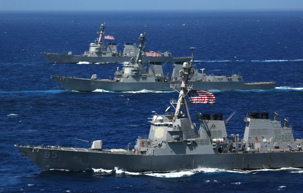 The Ultimate Showdown: (Part-2) Arleigh Burke v/s Daring Class Destroyers