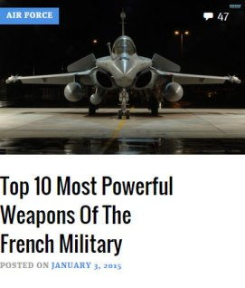 french mil