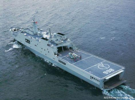 Type 71 amphibious landing ship