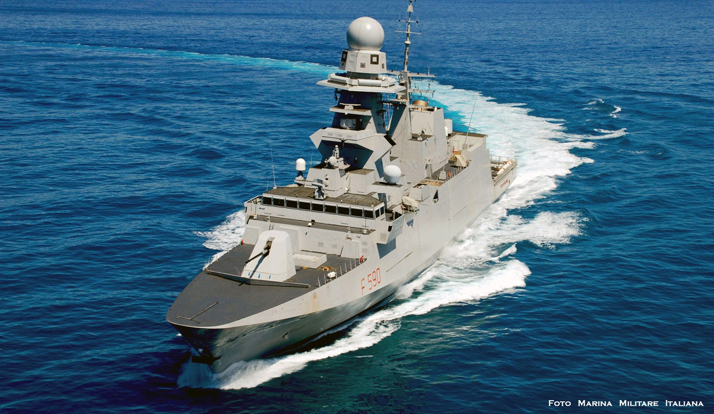 New value unit of the Russian Navy handed over for testing 95