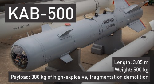 KAB-500KR TV-guided bomb ©RT