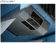 The laser designator and electro-optical targeting system on board a Su-34