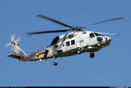 SH-60K Anti-Submarine Helicopter