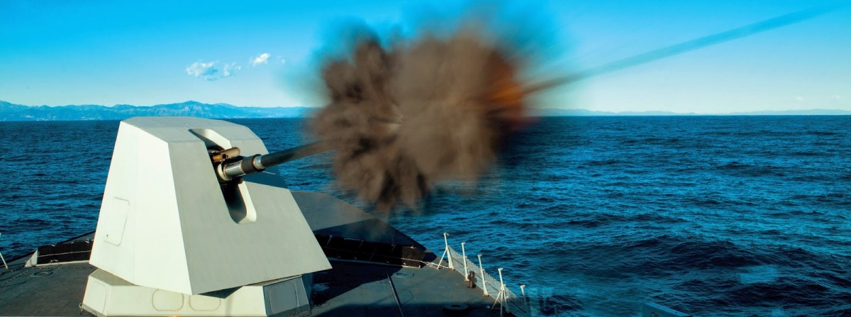 Analysis : Importance of Naval Guns on a Modern Warship