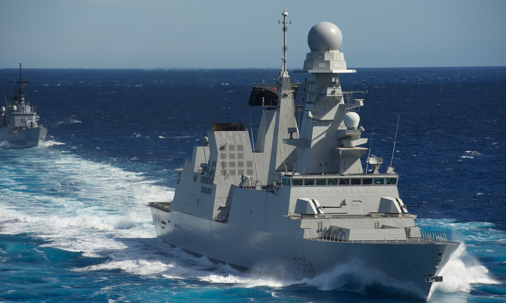 Top 10 Most Powerful Destroyers In The World Defencyclopedia