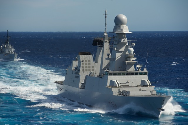 Top 10 Most Powerful Destroyers In The World – Defencyclopedia
