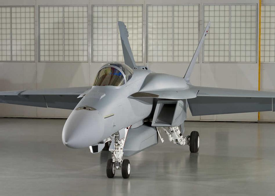 The us dod is close to awarding boeing a contract to supply 124 new f/a-18e/f super hornets