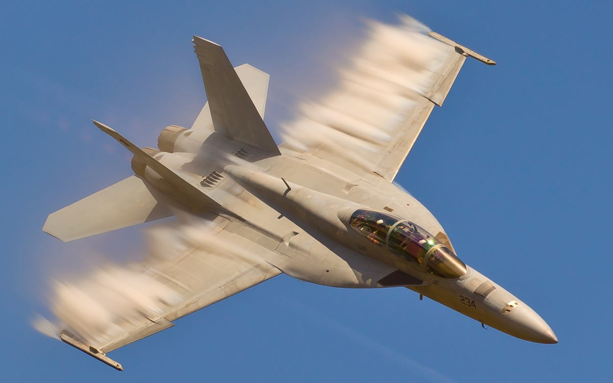 News Digest : Korean F-16 Upgrades, Boeing's F/A-18 In Demand ...