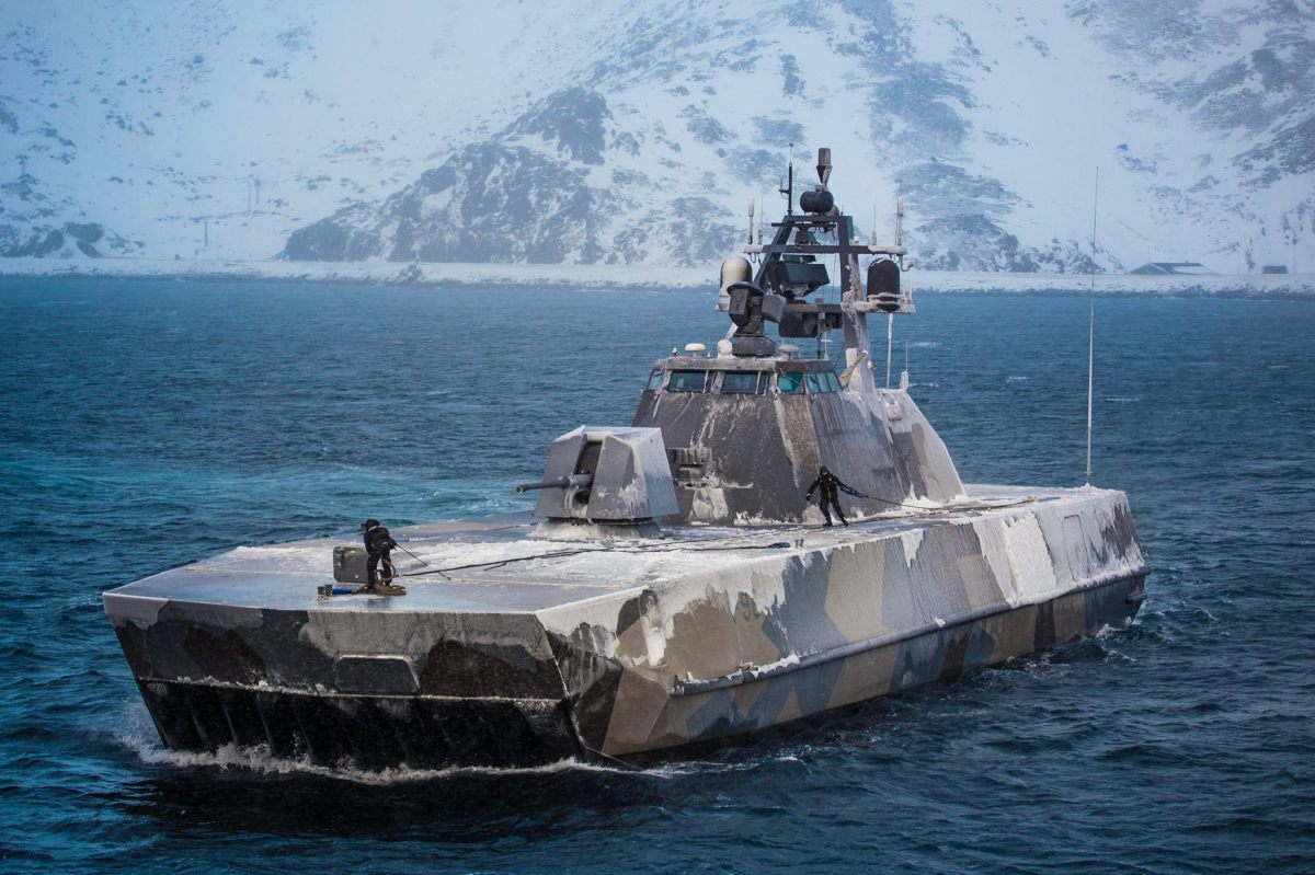 Analysis : Are Missile Boats Still Relevant in Modern Warfare?