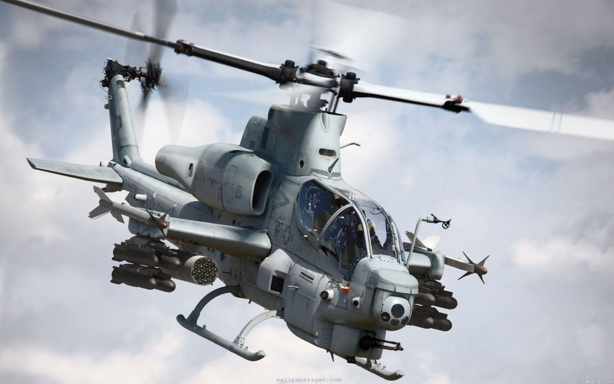 Top 10 Amazing Helicopters of the US Military
