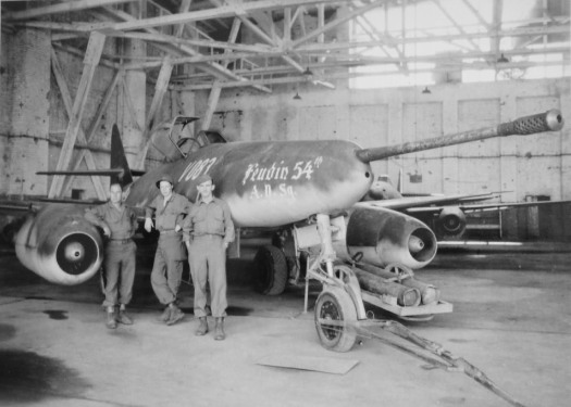 Me 262 BK5